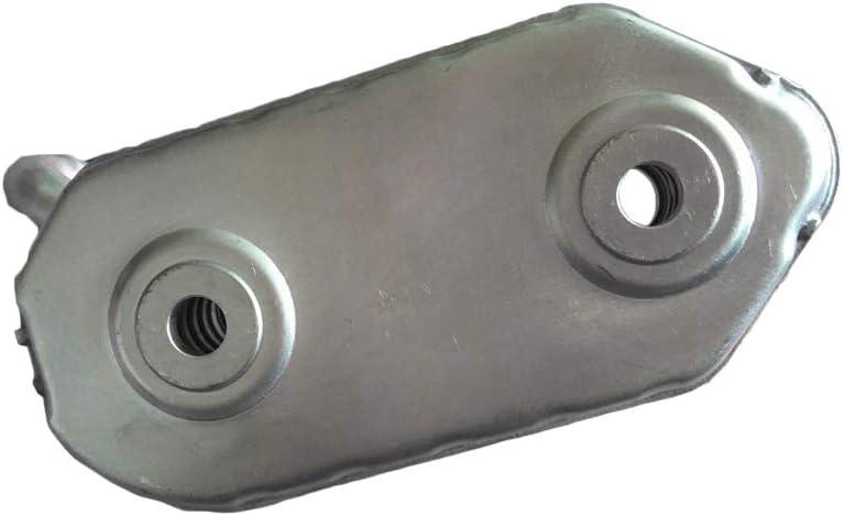 KUNFINE Coche de Aluminio Transmisión automática Motor Enfriador de Aceite Caja de Cambios Radiador Enfriador de Caja de Cambios PorVW Jetta 096 409 061 E / 096409061E