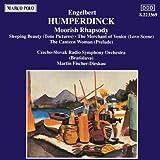 Humperdinck: Moorish Rhapsody / Sleeping Beauty / The Merchant of Venice / The Canteen Woman