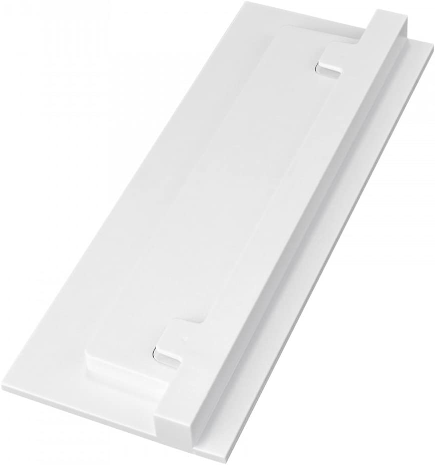 eXtremeRate White Vertical Stand for Xbox One S Console