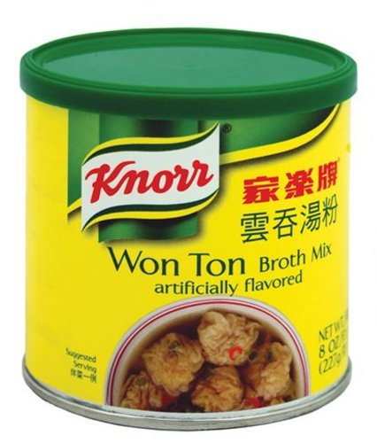 Top wonton soup mix knorr