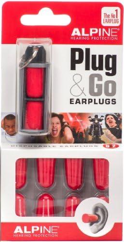 ALPINE 耳栓 HEARING PROTECTION アルパイン Plug & Go