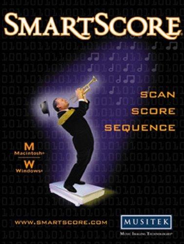 MUSITEK SmartScore Piano Edition Software (PC/Mac)