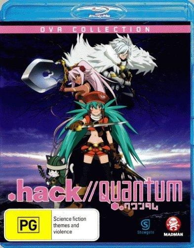 .hack//QUANTUM [Ova Collection] [NON-USA Format / PAL / Region B Import - Australia]