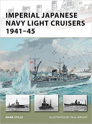 PDF Gratis Imperial Japanese Navy Light Cruisers 1941–45