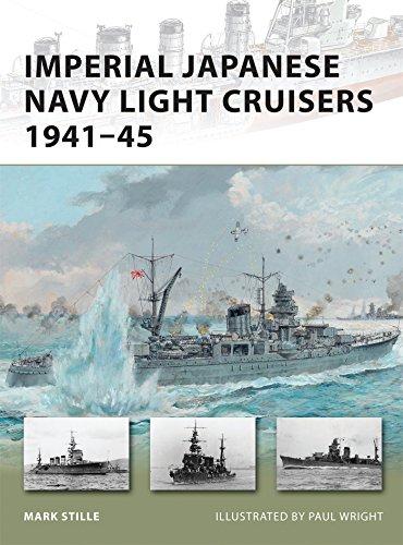 Imperial Japanese Navy Light Cruisers 1941-45 (New - Cruiser Light Japanese