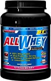Allmax Nutrition Allwhey Gold 3 Stage Whey Protein Matrix Strawberry -- 2 lbs