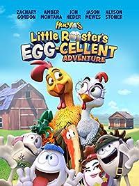 Amazon.com: Huevos: Little Rooster's Egg-Cellent Adventure: Alyson