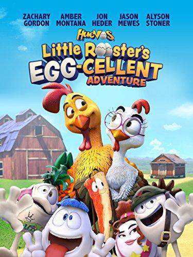Huevos: Little Rooster's Egg-Cellent (Little Roosters)
