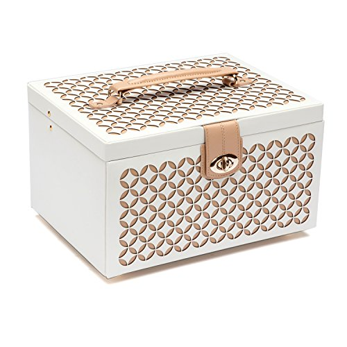 WOLF 301053 Chloe Medium Jewelry Box by WOLF