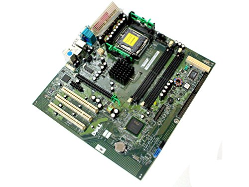 Genuine Dell OptiPlex GX280 Motherboard Systemboard Mainboard For The Small Mini Tower (SMT) System, Compatible Dell Part Numbers: G5611, Y5638, U4100, H7276, FC928, U7915, K5146, KC361, XF961, XF954, X7967 (Hyper Pentium 4 Threading)