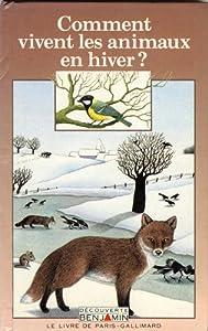 """Afficher """"Comment vivent les animaux en hiver ?"""""""
