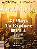 Los Angeles 2017 Magazine 51 WAYS TO EXPLORE DTLA: TRENDY BLOCKS, DELICIOUS EATS, KILLER COFFEEHOUSES, SPLASKY NEW BARS, MUST-SEE SHOPS L.A.'s Most Mythic Music Festivals