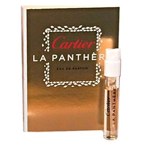 Cartier La Panthere Eau the Parfum Vial 1.5ml 0.05oz - Mini Travel Size