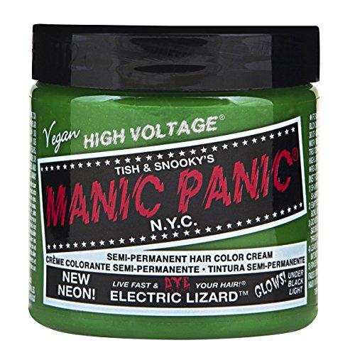 Manic Panic Semi-Permanent Color Cream, Electric Lizard