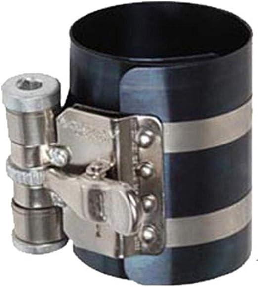 Settlede Piston Ring Compressor Piston Ring Compressor 2-1//8 to 7 /& Adjustable Piston Installer Plier Car Engine Piston Ring Installer Removal Kit