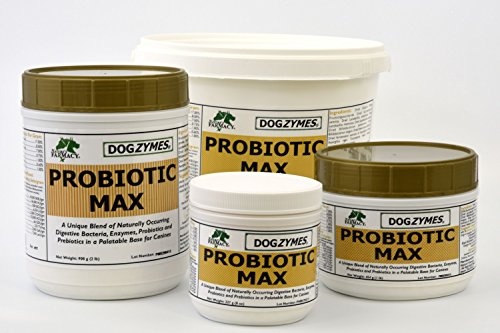 Dogzymes Probiotic Max for Pets by Dogzymes