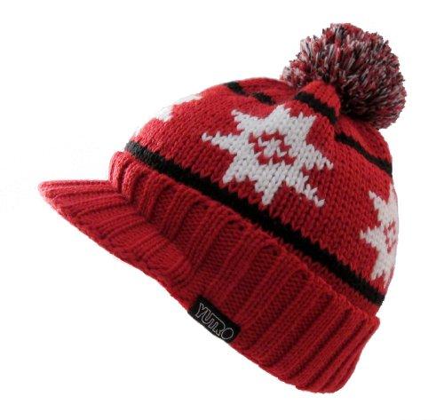 italian knit hats for men - 3