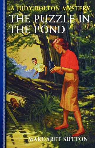 Read Online Puzzle In The Pond #34 (Judy Bolton Mysteries) pdf