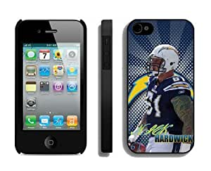 NFL San Diego Chargers iPhone 4 4S Case 067 NFL iPhone 4 Case by kobestar