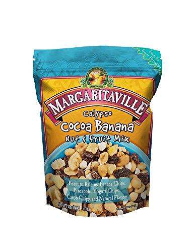 Carob Oz Powder 12 (Margaritaville Calypso Cocoa Banana, 12.0 Ounce)