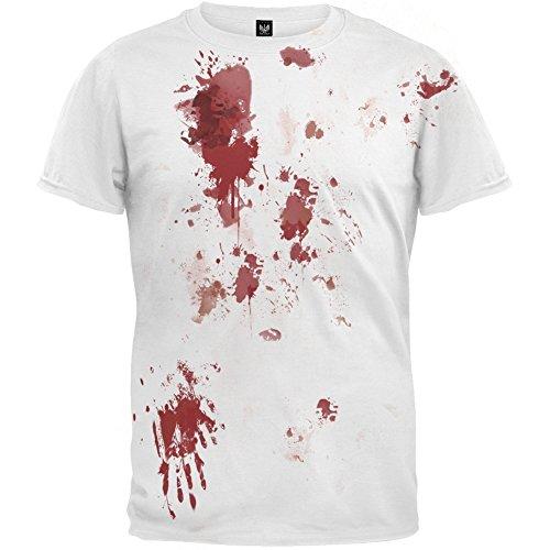 Blood White T-shirt - 9