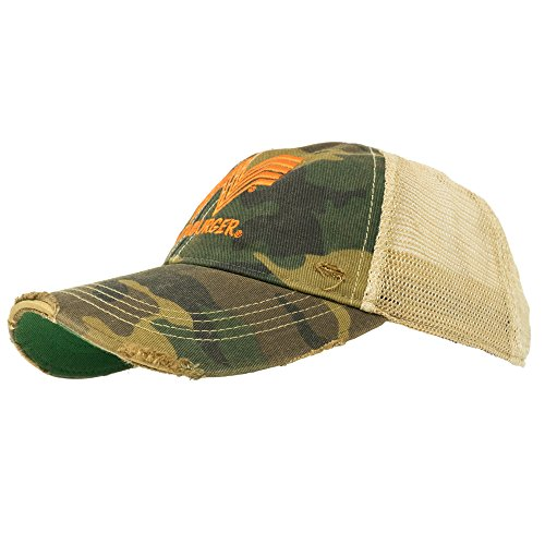 Original Retro Brand The Whataburger Camo Hat  Camo  One Size
