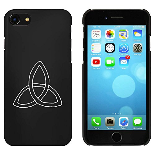 Noir 'Symbole de la Trinité' étui / housse pour iPhone 7 (MC00077103)