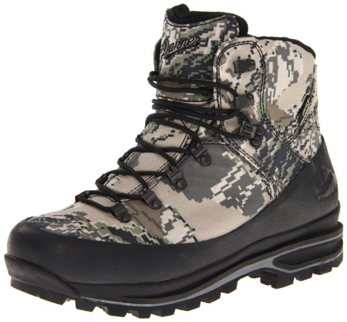 Amazon.com | Danner Men's Full Curl Hunting Boot, Open Country, 8 ...