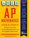 AP Mathematics : Calculus AB and Calculus BC, Griffin, Frank W. and Smith, Sanderson M., 0028603281