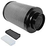 Activated Charcoal Carbon Filter 6