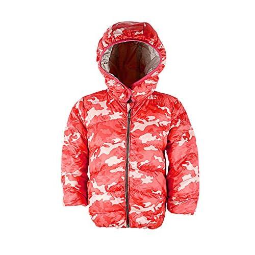 0d655538efef Zando Children s Boys Camo Printed Down Coats Lightweight Outwear ...