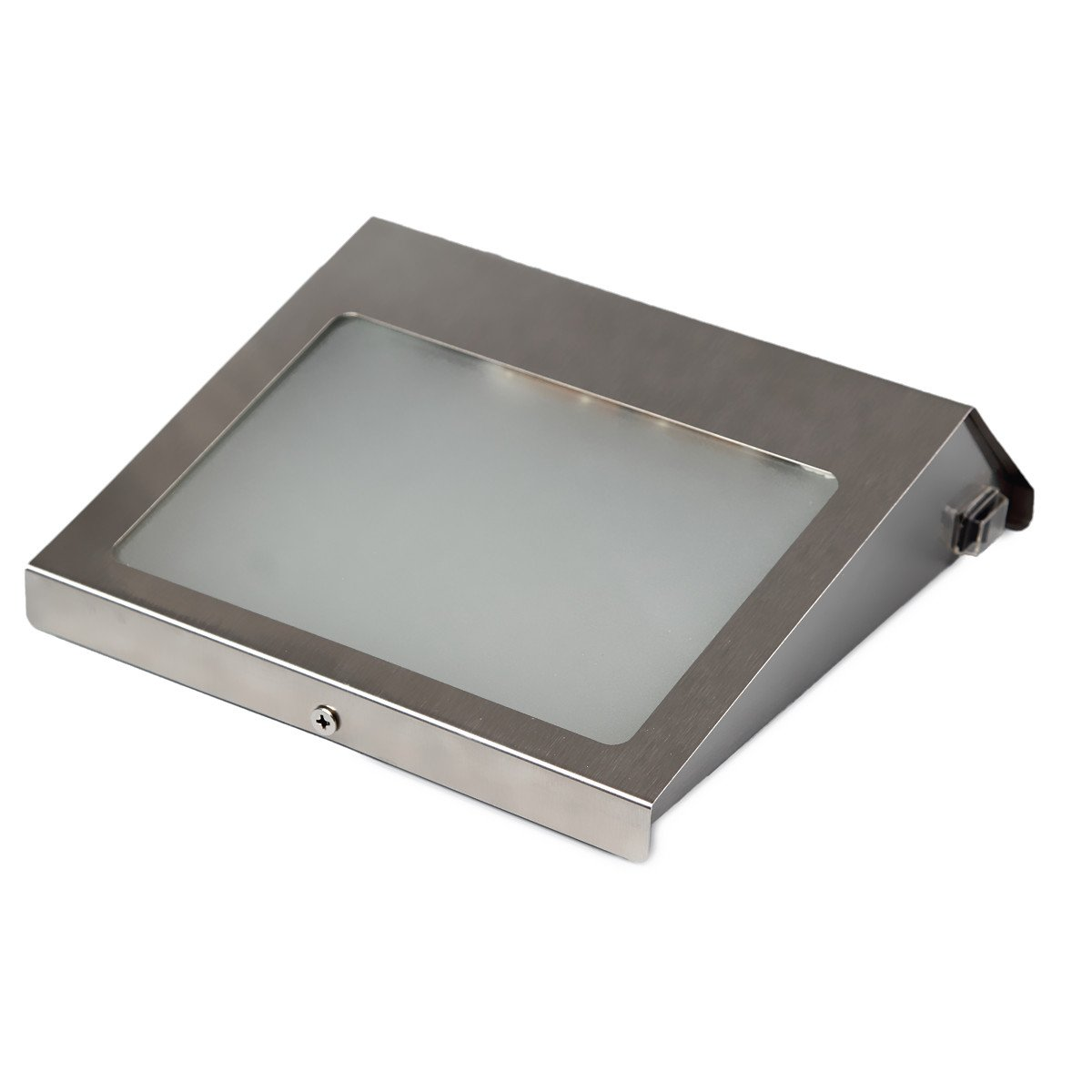 Amazon.com: ZRUI LED luz solar IP65 resistente al agua al ...