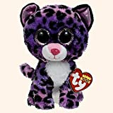 "TY Beanie Boo ~ Jewel the Leopard 6"" ~ Justice Exclusive"