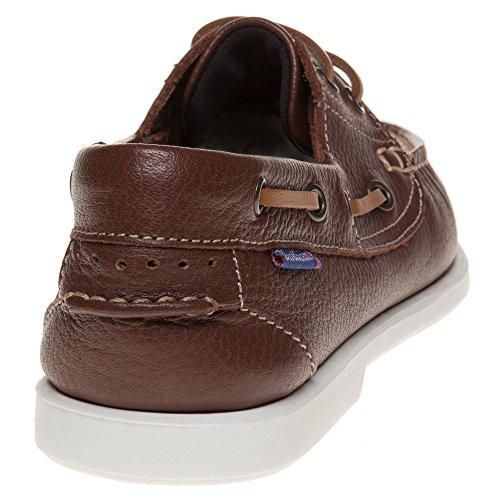 Chatham - Zapatillas para hombre marrón marrón Talla única, color marrón, talla 44