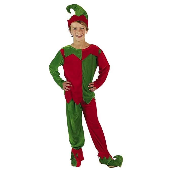 Buy Velour Elf Childs Costume Set Online at Low Prices in India - Amazon.in  sc 1 st  Amazon.in & Buy Velour Elf Childs Costume Set Online at Low Prices in India ...