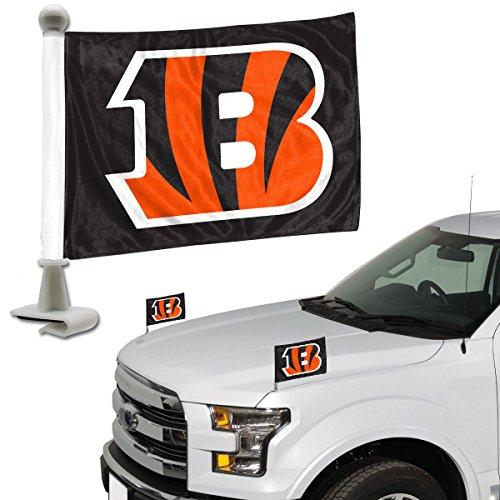 Cincinnati Bengals Car Flag, Bengals Car Flag, Bengals Car