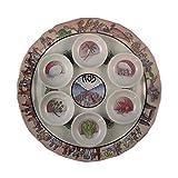 Exodus Seder Plate