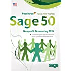Sage 50 Premium Accounting for Non-Profits 2014 US Edition 3-user