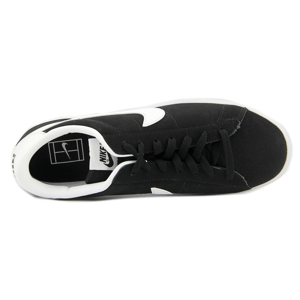 innovative design 83fe1 975d5 Galleon - NIKE Tennis Classic Men US 12 Black Sneakers UK 11 EU 46
