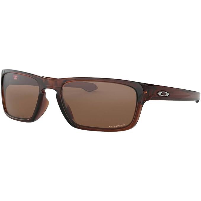 Oakley 0OO9408 Gafas de sol, Polished Rootbeer, 55 para Hombre