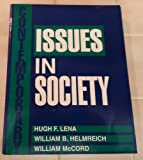 Contemporary Issues in Society, Helmreich, William B. and Lena, Hugh, 0070279659