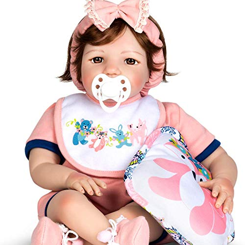 Paradise Galleries Silicone Reborn Toddler Baby Doll for sale  Delivered anywhere in USA