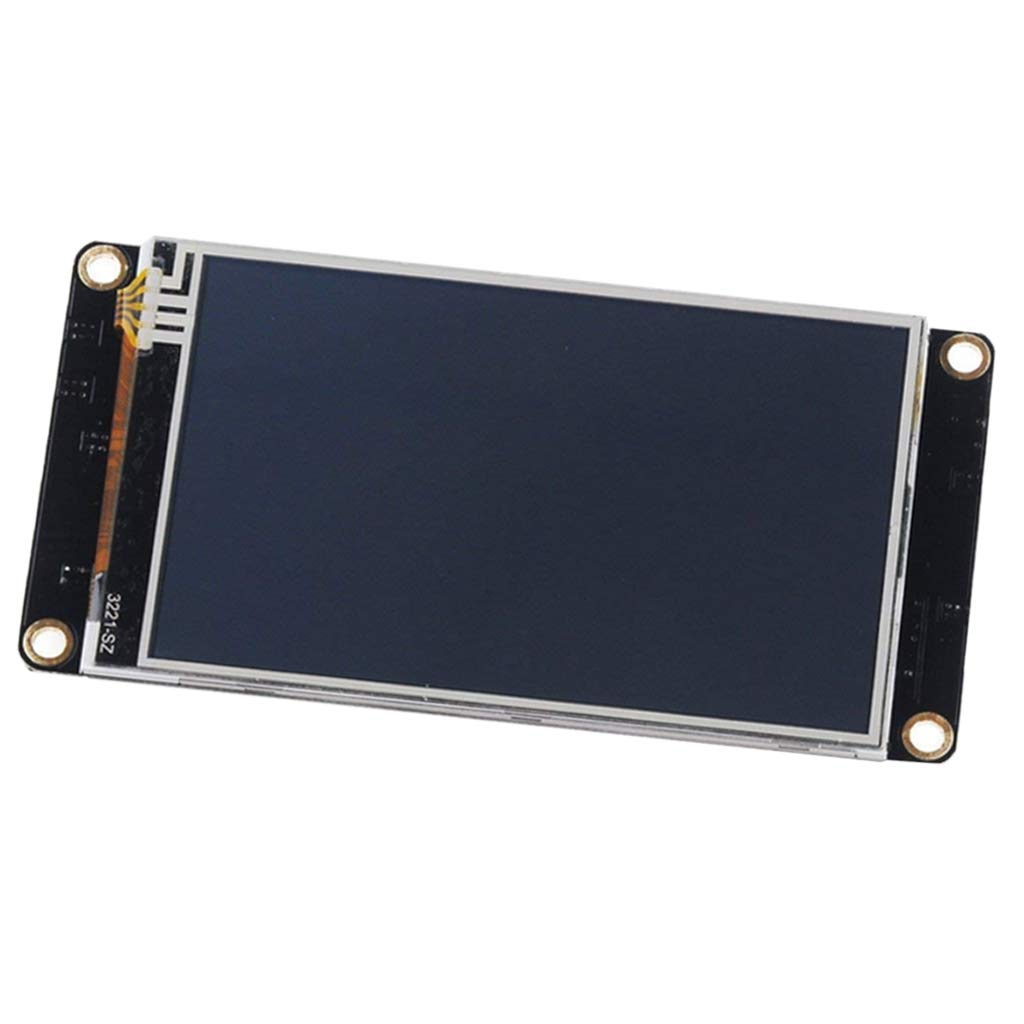 Baosity 3.2 Inch HMI LCD Display Module TFT Touch Panel for NX4024K032 Enhanced, Support GPIO