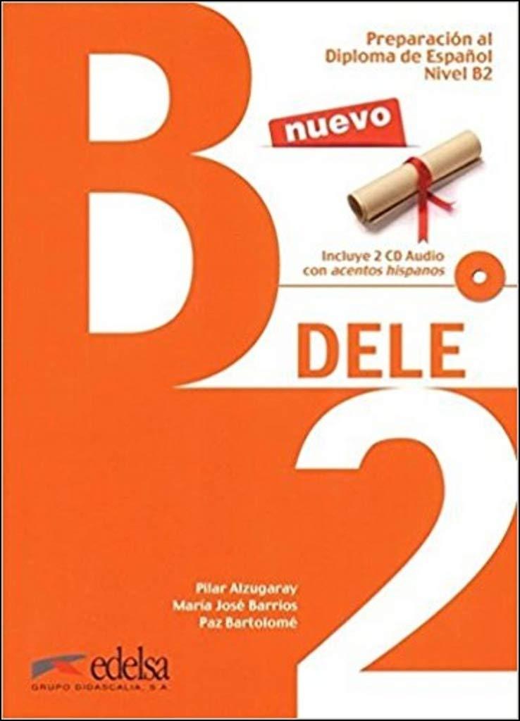 Preparacion al Dele. B2. Con espansione online. Per le Scuole superiori: 4 (Spagnolo) Copertina flessibile – 31 dic 2014 Alzugaray Pilar Edelsa 8490816751 Schule