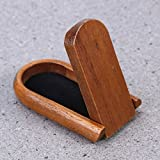 WINOMO Wooden Pipe Stand Rack Foldable Holder for