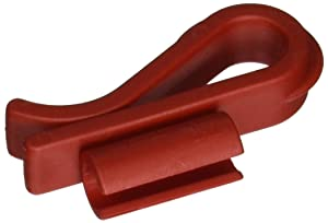 """1 X Racking Cane Siphon Tube Clip Clamp Holder- Fits 3/8in 3/8"""" Canes and Stems"""