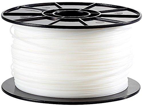 Filament HIPS pour imprimante 3D – 1 kg – blanc – 1,75 mm