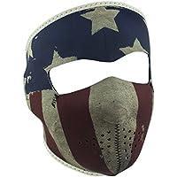 ZANheadgear Neoprene Patriot Full Mask, Adult/Unisex