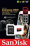 SanDisk Extreme PRO 128GB Memory Card for DJI FPV