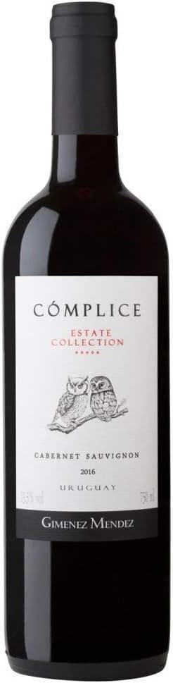 Vinho Tinto Complice Estate Collection Cabernet Sauvignon 750Ml Cómplice Cabernet Sauvignon